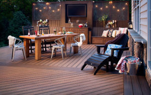 farmington hills best deck builder, trex pro platinum, trex transend, farmington hills, installer